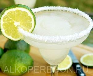 Классический рецепт коктейля маргарита