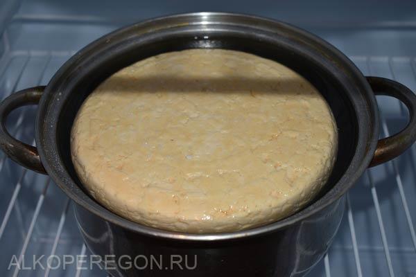 сыр качотта в рассоле