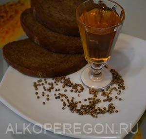Бородинская настойка рецепт из перловки