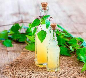 Рецепты приготовления кваса из березового сока