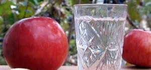 Чача из яблок в домашних условиях рецепт приготовления