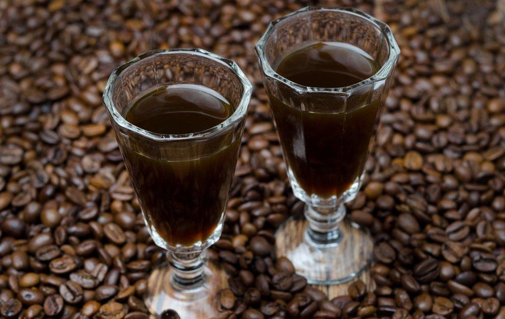 настойка кофейная