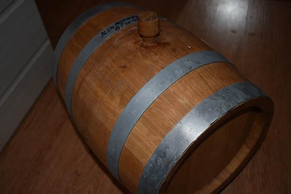 бочка 10 литров под бурбон