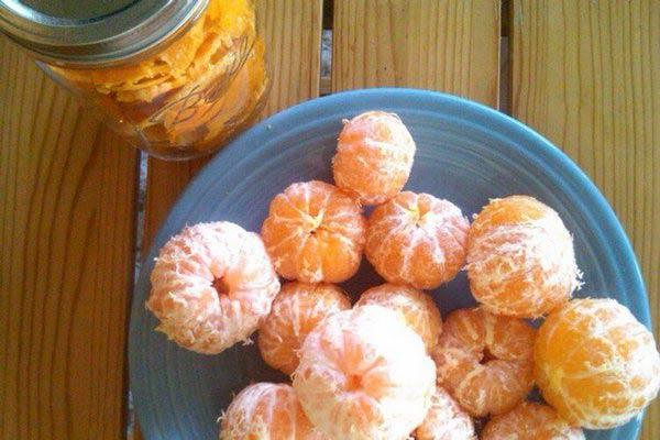 рецепт мандаринового ликера