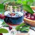 Настойка на вишне в домашних условиях