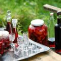 Рецепт приготовления самогона из вишни в домашних условиях