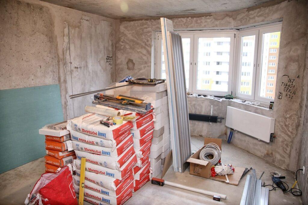 ремонт и отделка квартиры на сайте АСК Триан